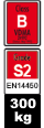 Stufe B - S2_300kg