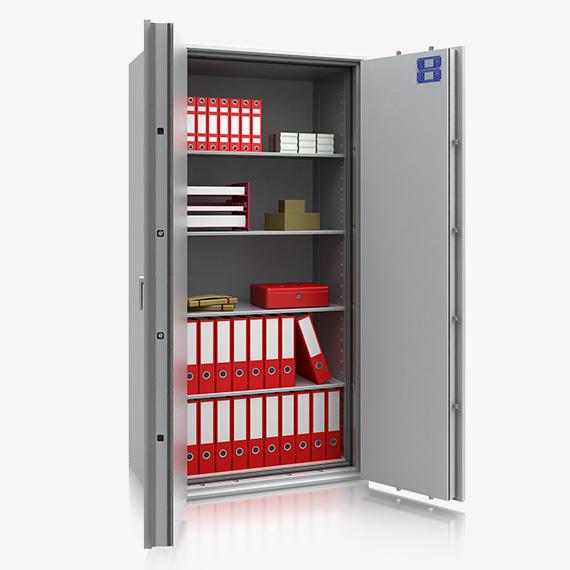 k ln super 44107 wertschutzschrank mit 60min brandschutz s 60 p. Black Bedroom Furniture Sets. Home Design Ideas
