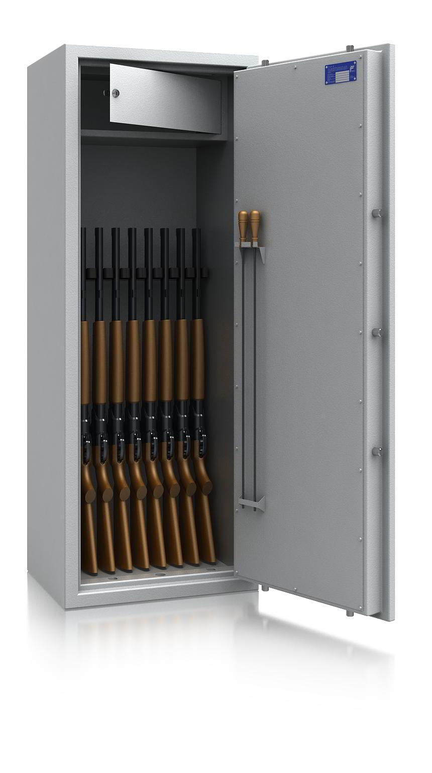 Waffenschrank 56401 St. Gallen WF EN 1143-1 Klasse I -WaffG §36 2017